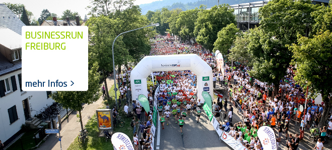 BusinessRun Freiburg